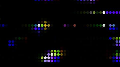 Future Tech 0157: Futuristic technology digital light… Stock Video Footage