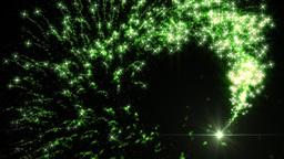Comet Green stock footage