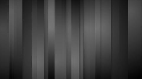 Abstract black stripes video animation Animation