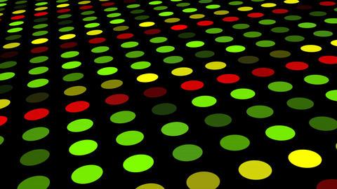 Electronics LEDs Panel Animation