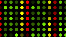 Electronics LEDs Panel Animation