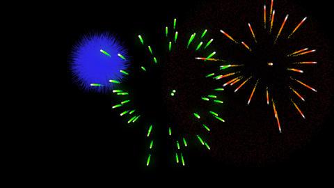 Fireworks Editable Background
