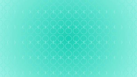 Animation gradient background with circle and lines Live Action