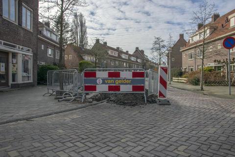 Billboard Van Gelder At Betondorp Amsterdam The Netherlands 2019 Photo