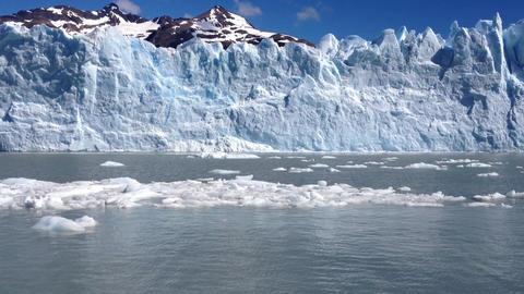 Glacier Wall Live Action