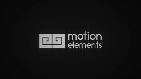 Glitch Logo Plantilla de After Effects