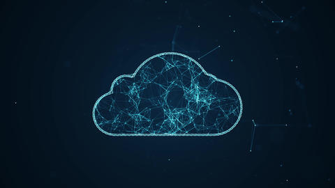 Cloud network4 Animation