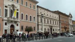 Italy Rome 023 Via della Conciliazione near St. Peter's Square Footage