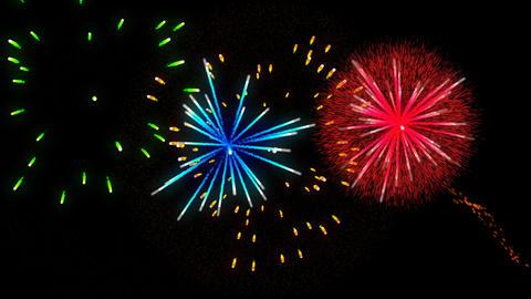 Fireworks Editable Background 2