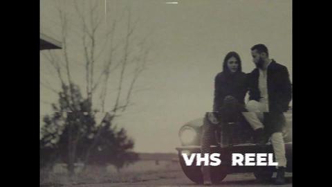 VHS Reel Premiere Proテンプレート