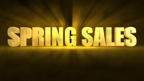 Sales Promotion Animations
