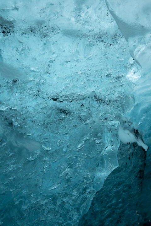 Background image, ice wall フォト
