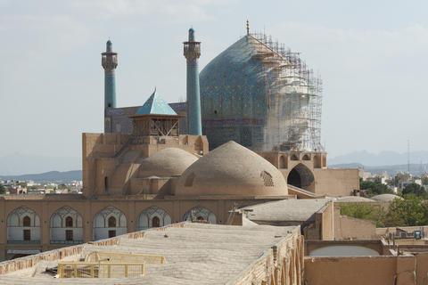 Imam Mosque, Isfahan, Iran, Asia フォト