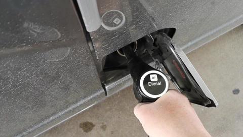 automatic refueling diesel distributor pump Archivo