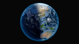 Amazing planet Earth overall view Archivo
