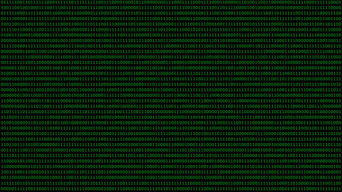 Hacked computer code animation Animation