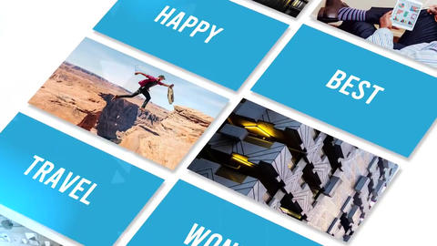 Quick Slideshow Logos Universal Premiere Pro / Colorful Slideshows Photo