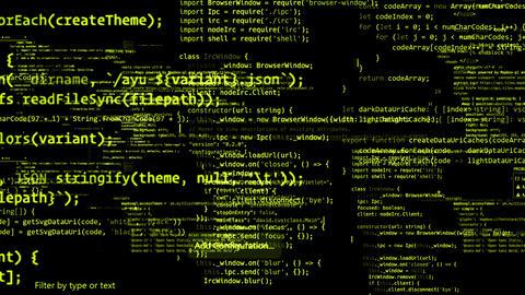 Program Code Animation