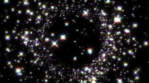 Glitter loop 07 Animation