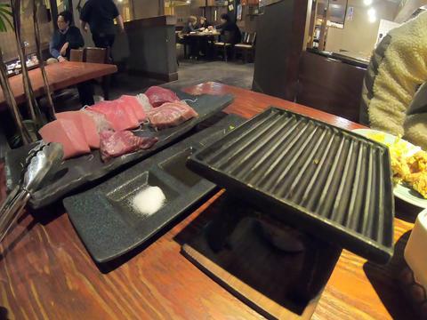 日本式 居酒屋 鮪 マグロ japanese izakaya drink fish grill ビデオ