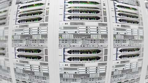Data Servers Animation