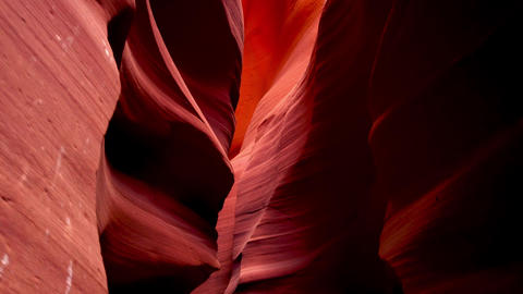 Upper Antelope Canyon in Ariziona - travel photography Live Action