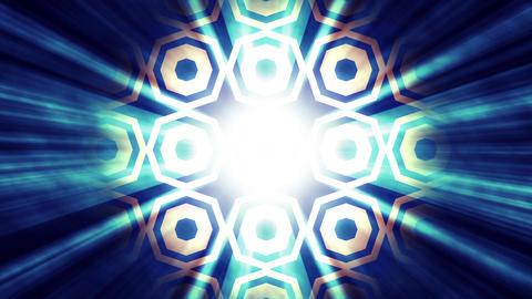 Glow Kaleidoscope 02 Animation