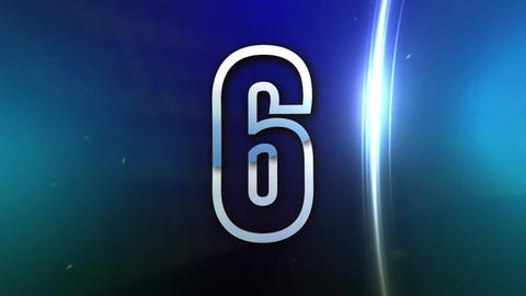 Light Countdown 04 Animation