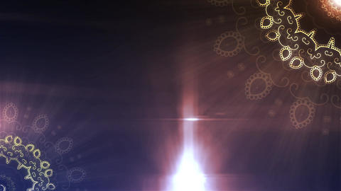 Ramadan Background 09 Animation