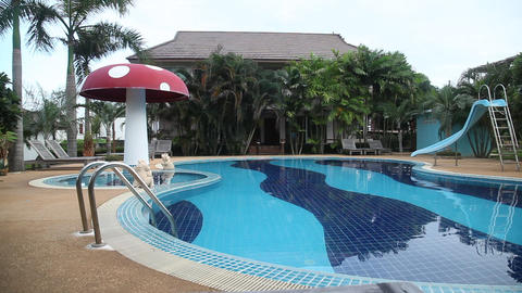 Beach Resort House Image