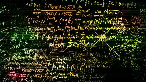 Mathematical Formulas, Stock Animation