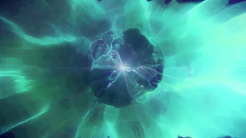 Wormhole Animation