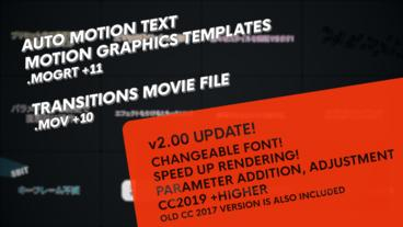 O2 MOGRT TEMPLATE01 01 Motion Graphics Template