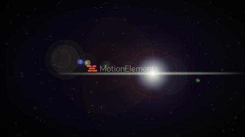 [4K 60FPS] Glow Title Plantilla de After Effects
