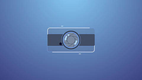Intro for photographer Motion Graphics Template