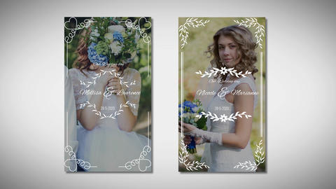 Instagram Wedding Story Premiere Pro Template