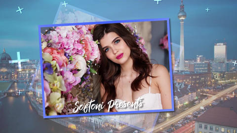 Universal Photo Slideshow After Effects Template