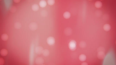 Pink Bokeh Background Stock Video Footage