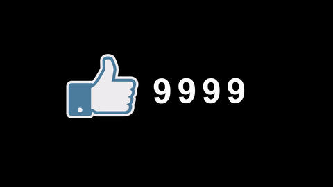 Facebook I Like It Counter Live Action