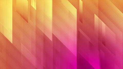 Bright abstract hi-tech geometry video animation Animation