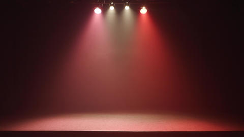 STAGE03 WHITE&RED LIGHTS Live Action