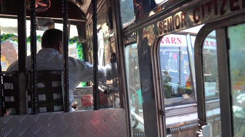 Goa bus inside GIF
