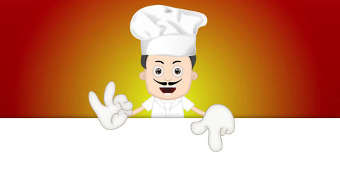 Cartoon Cook Animation Pack