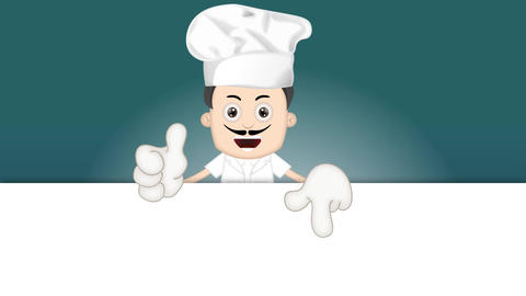 Cartoon Cook Animation Pack 0