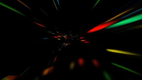 [alt video] Spaceship Flying Through a Space Vortex in Light Speed...
