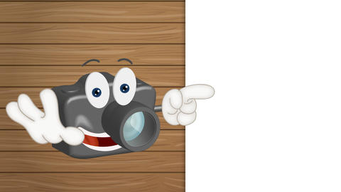 Funny Cartoon Camera Animation Pack