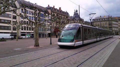 Tram Footage