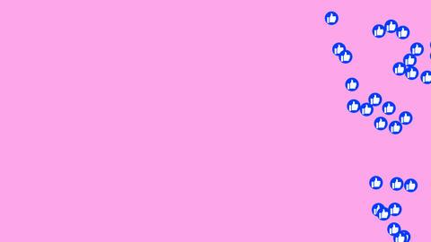 Social media icon animation Animation