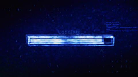 Hardware Error Text Digital Noise Twitch Glitch Distortion Effect Error Live Action