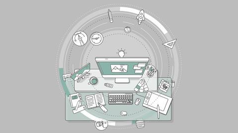 Designer Promo Animation Animation